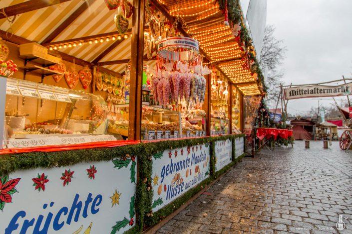 Impressionen vom Weihnachts- und Mittelaltermarkt in Fürth