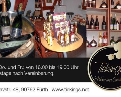Tiekings Wein & Gewürze