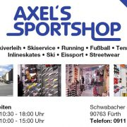 Axel's Sportshop Fürth