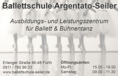 Ballettschule Argentato-Seiler