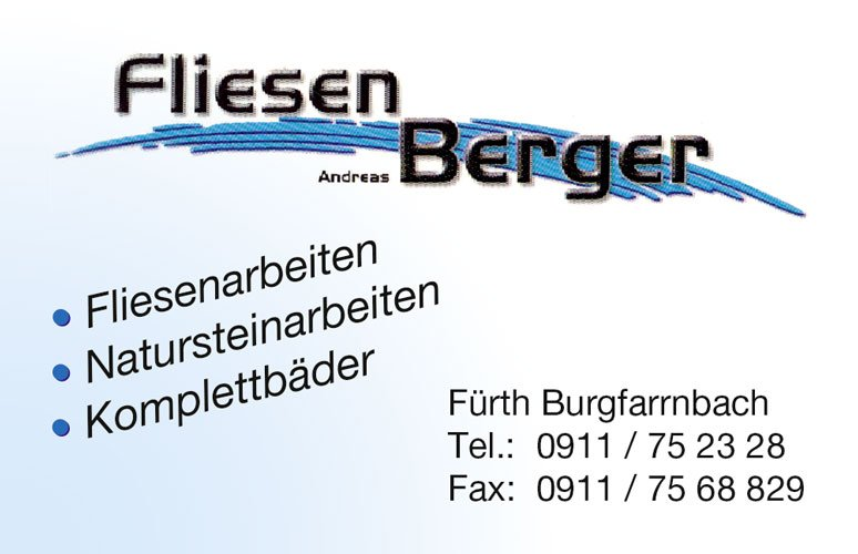 Fliesen Berger