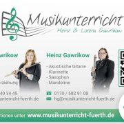 Musikunterricht Fürth