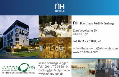 NH Forsthaus Fürth / Infinity Spa