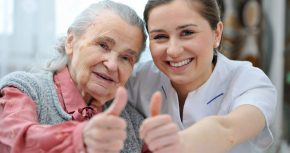 Seniorenpflege Wiecha