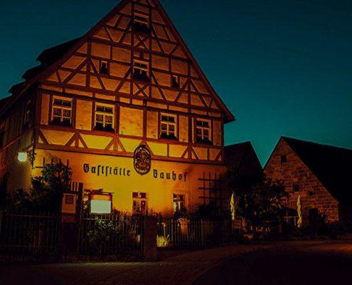 Bauhof Restaurant Cadolzburg