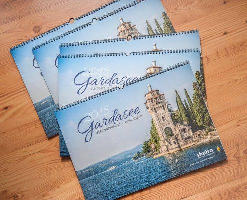 Gardasee Kalender 2018