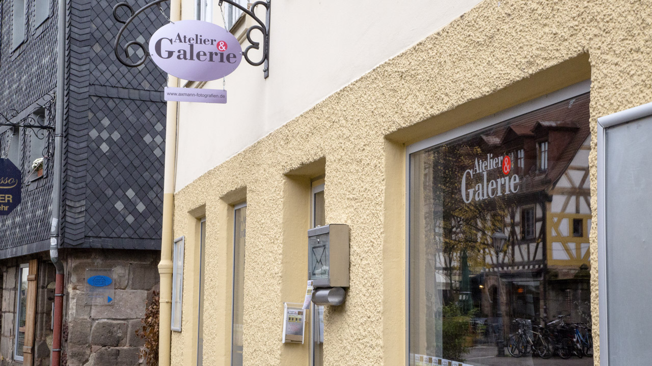 Gerd Axmanns - Atelier & Galerie
