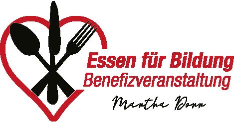 Essen für Bildung Logo
