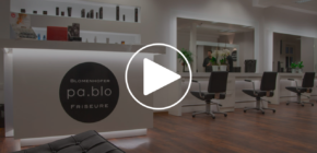 pa.blo Friseure Fürth Video