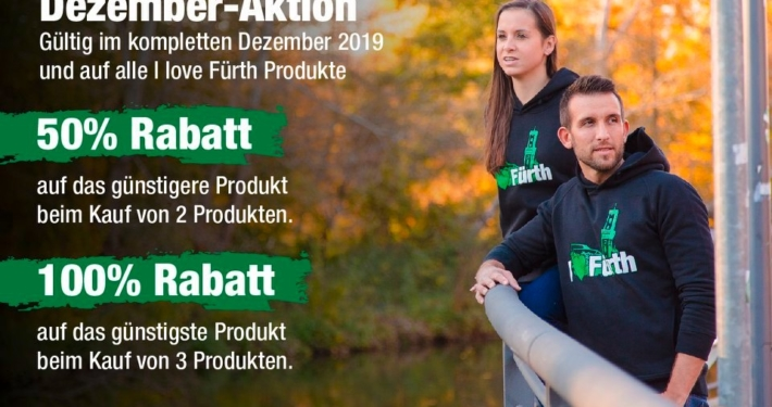 I love Fürth - Aktion 2019