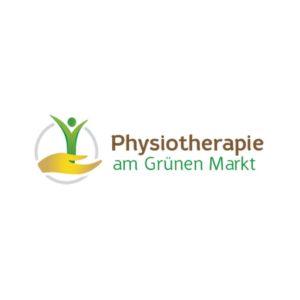Physiotherapie am Grünen Markt Logo