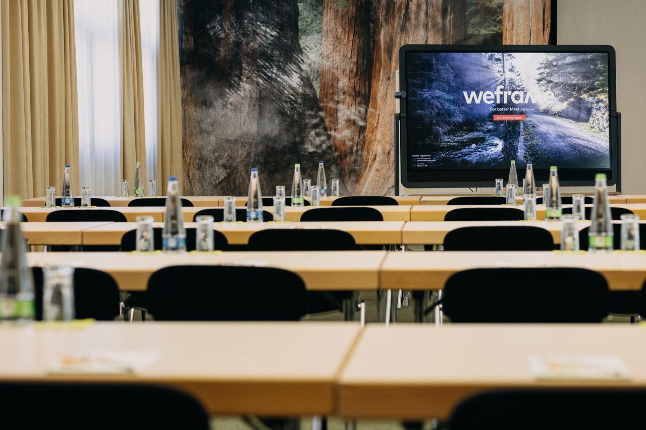 Hotel Forsthaus Konferenzraum