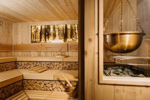 Hotel Forsthaus Sauna